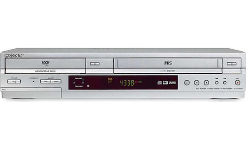 Sony SLV-D350P DVD/VCR Combo (DVD player VCR recorder)