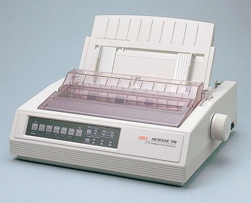 Oki MICROLINE 590 Dot Matrix Printer