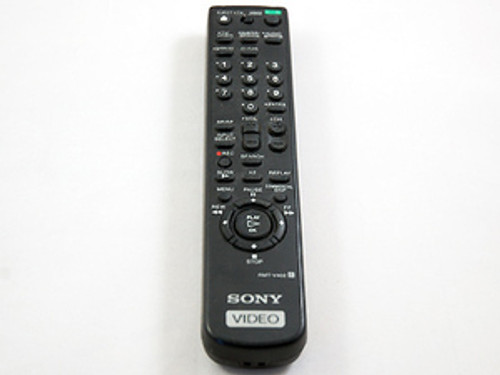 Sony Replacement VCR Remote