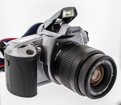 Canon EOS Rebel GII 35mm Film SLR Camera