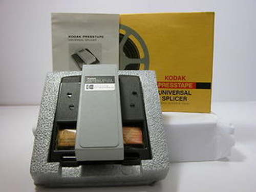 Kodak Presstape Universal Film Splicer 8mm/super 8/ 16mm