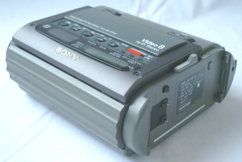 Sony EVO-220 Video8 HiFi Video Cassette Recorder