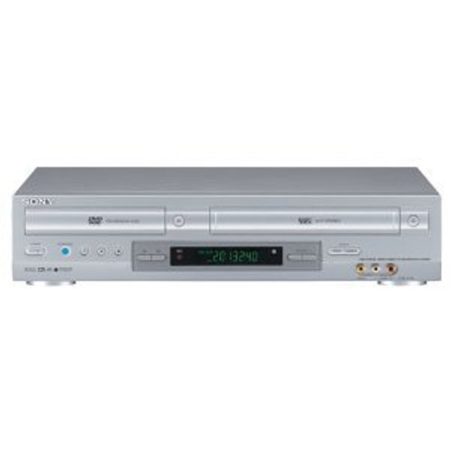 Sony SLV-D100 DVD-VCR Combo  (DVD player VCR recorder)