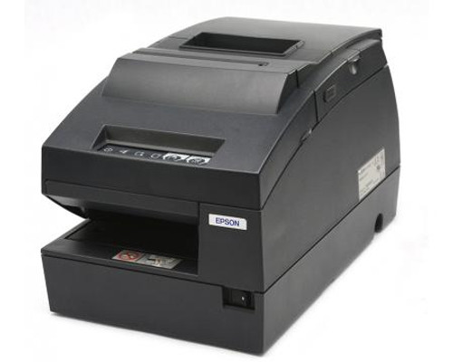 Epson TM H6000III Receipt Printer - Thermal Line / Dot-Matrix - 9 pin - Monochrome