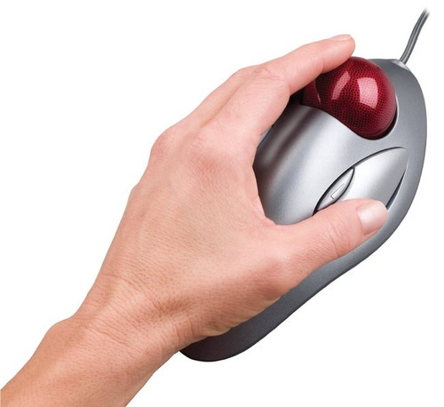 Logitech Trackman Marble Mouse (New)