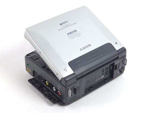Sony Digital 8mm/Hi8 Video Walkman GV-D800
