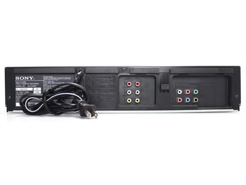 Sony SLV-D380P DVD/VCR Combo  (DVD player VCR recorder)