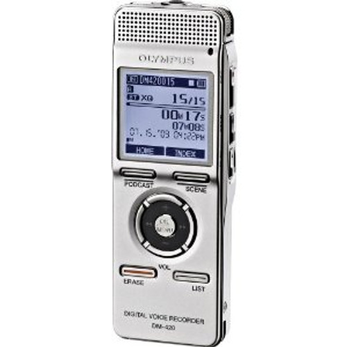Olympus DM-420 Digital Voice Recorder