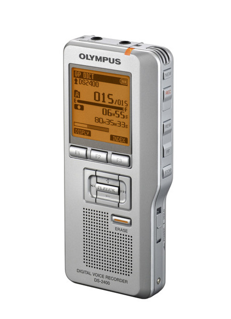Olympus DS-2400 Digital Voice Recorder