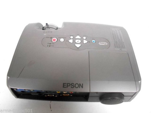 Epson PowerLite 82c LCD Projector