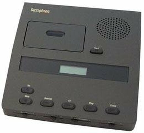 Dictaphone 3740 Dictation Transcriber