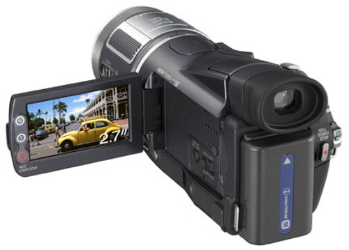 Sony HDR-HC1 2.8MP High Definition MiniDV Camcorder w/10x Optical Zoom