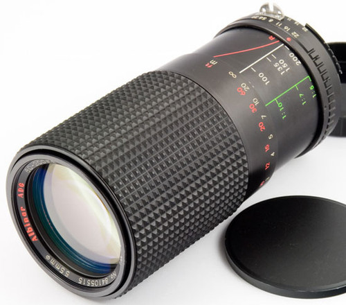 Albinar ADG 80-200mm f 3.9 MC Macro Zoom Lens
