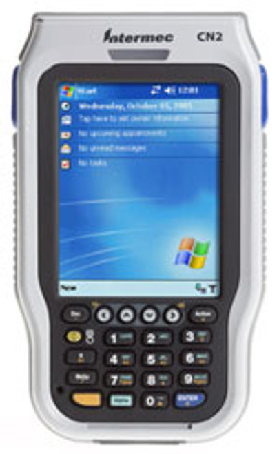 Intermec Cn2 Touchscreen Barcode Scanner