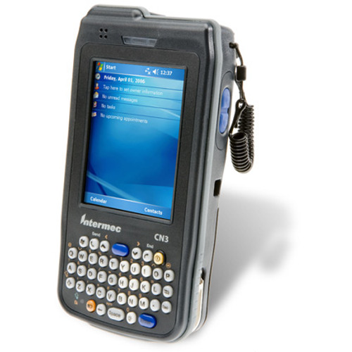 Intermec Cn3 wireless mobile computer and scanner