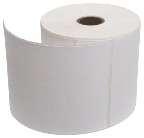 Roll of 450 Label 4x6 Direct Thermal for Zebra Printers