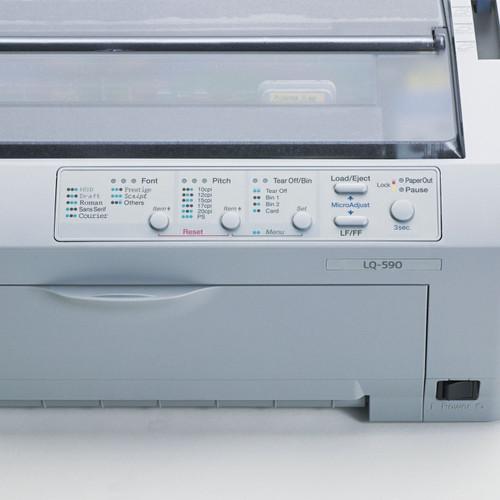 Epson LQ 590 Monochrome Dot-Matrix Printer