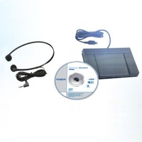 Olympus AS-4000 Transcription Kit - AS4000 with Foot Control and Headset