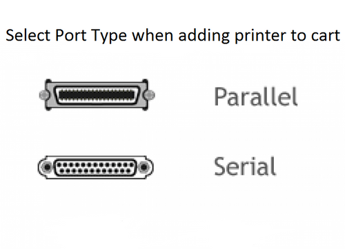 Zebra LP2543 Thermal Label Printer