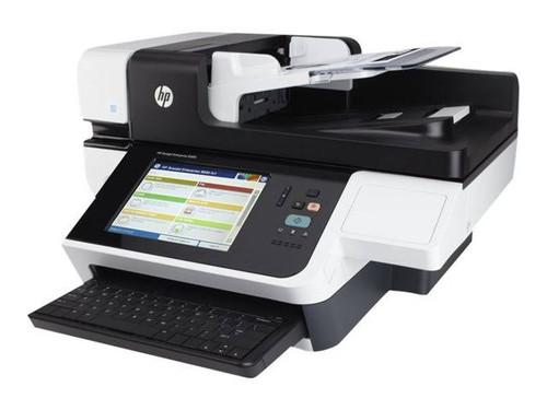 HP ScanJet Enterprise 8500 fn1 Document Scanner - 600 dpi x 600 dpi