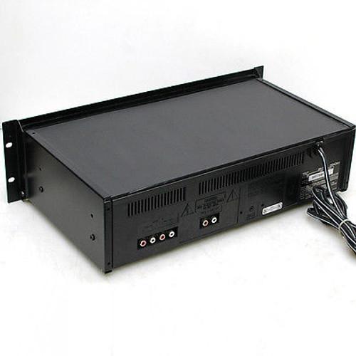 Denon DN-770R Dual Cassette Deck