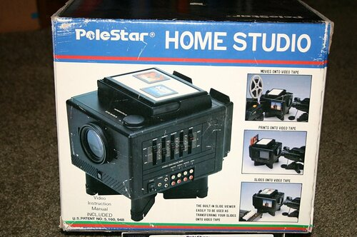 Polestar Home Studio Video Transfer Machine
