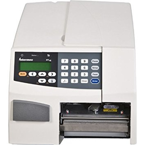 Intermec EasyCoder PF4i Monochrome Thermal Transfer Printer- Monochrome- Direct thermal