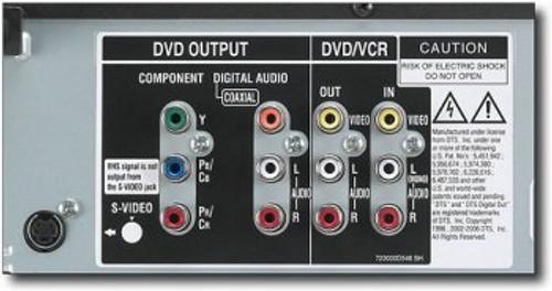 Toshiba SD-V295 DVD/VCR Combo   (DVD player VCR recorder)