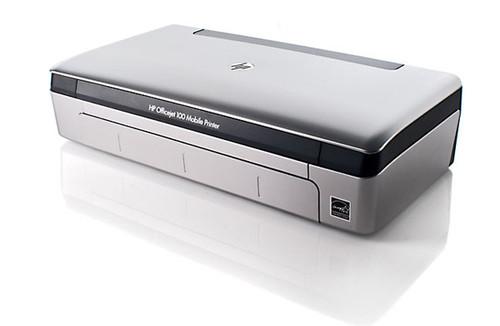 HP Officejet 100 Portable Color Inkjet Printer