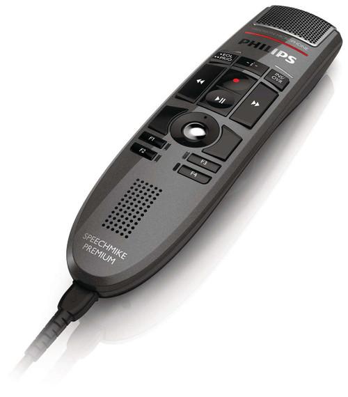 Philips LFH-3500 SpeechMike Premium USB dictation microphone
