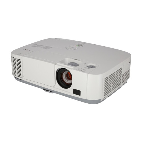 NEC NP-P401W - WXGA 720p LCD Projector - 4000 lumens