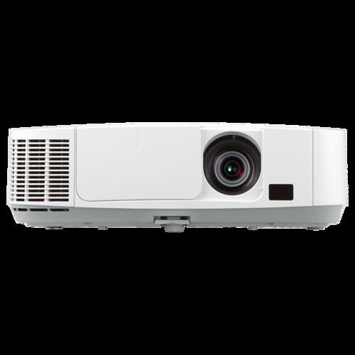 NEC P350W - 3D WXGA 720p LCD Projector with Speaker - 3500 lumens