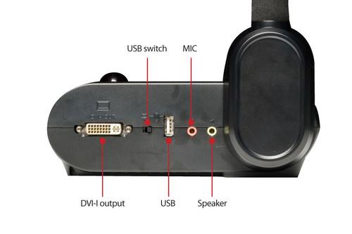 AVer F50HD Portable FlexArm Document Camera