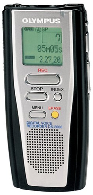 Olympus DS-2000 Digital Voice Recorder