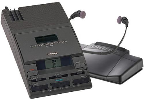 Philips 720 Microcassette Transcriber