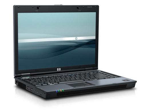 """HP Compaq 6510b Laptop w/ 14.1"""" Screen"""