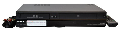 Sony RDR-VX560 1080p Tunerless DVD Recorder/VHS Combo Player