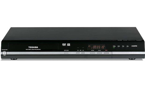 Toshiba D-R550 1080p DVD Recorder with Built In Tuner