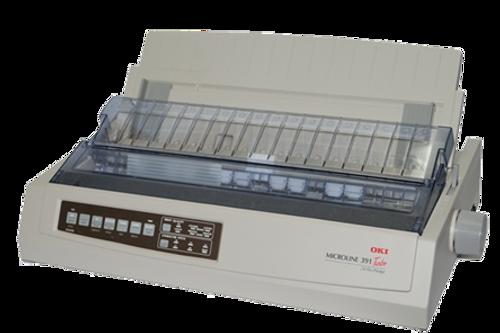 Oki Microline 391 24 pin Turbo Printer