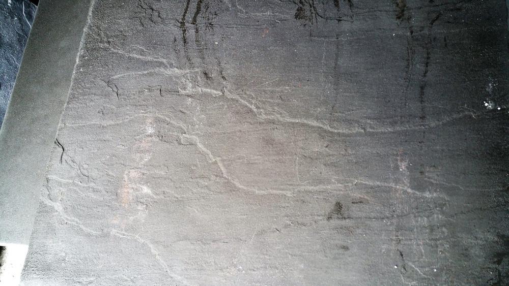 24x24 paver made of lightweight concrete.
