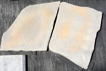 Flag stone 2.5 sqft per stone $3.00 per square foot