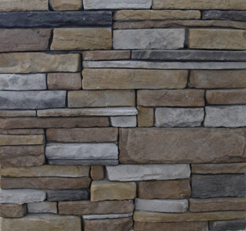 Alpine Quick-fit is a panelized ledgestone product that is easy to install. Interior or exterior.