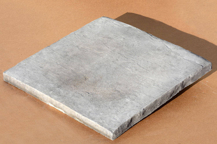 Patio paver 24 x 24 x 1 1/2.  Easy to install for the DYI project. Can also be used as a cap, or hearth stone.
