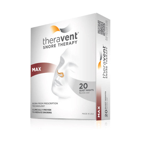 Theravent Snore Therapy