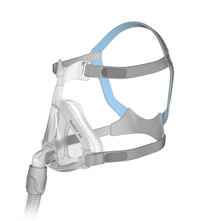 Resmed Quattro Air Full Face Mask System Edensleep