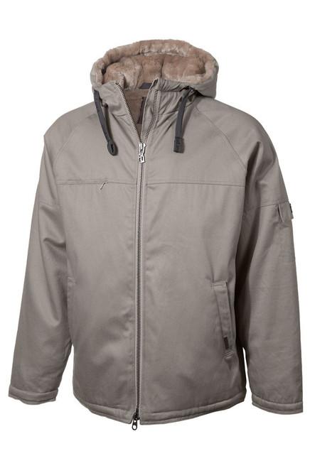 Hoodlamb Men's Classic Jacket-Beige