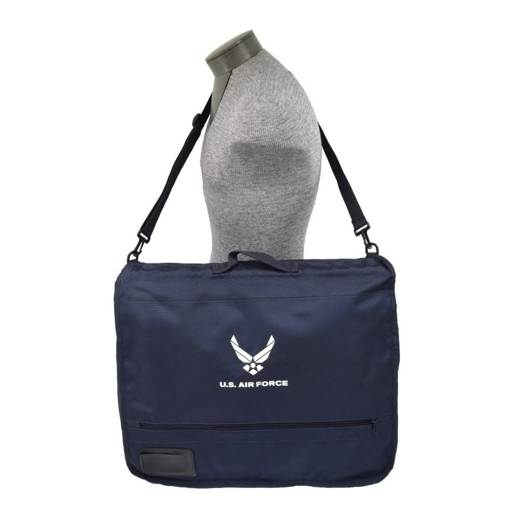 Short handles and detachable, adjustable shoulder strap