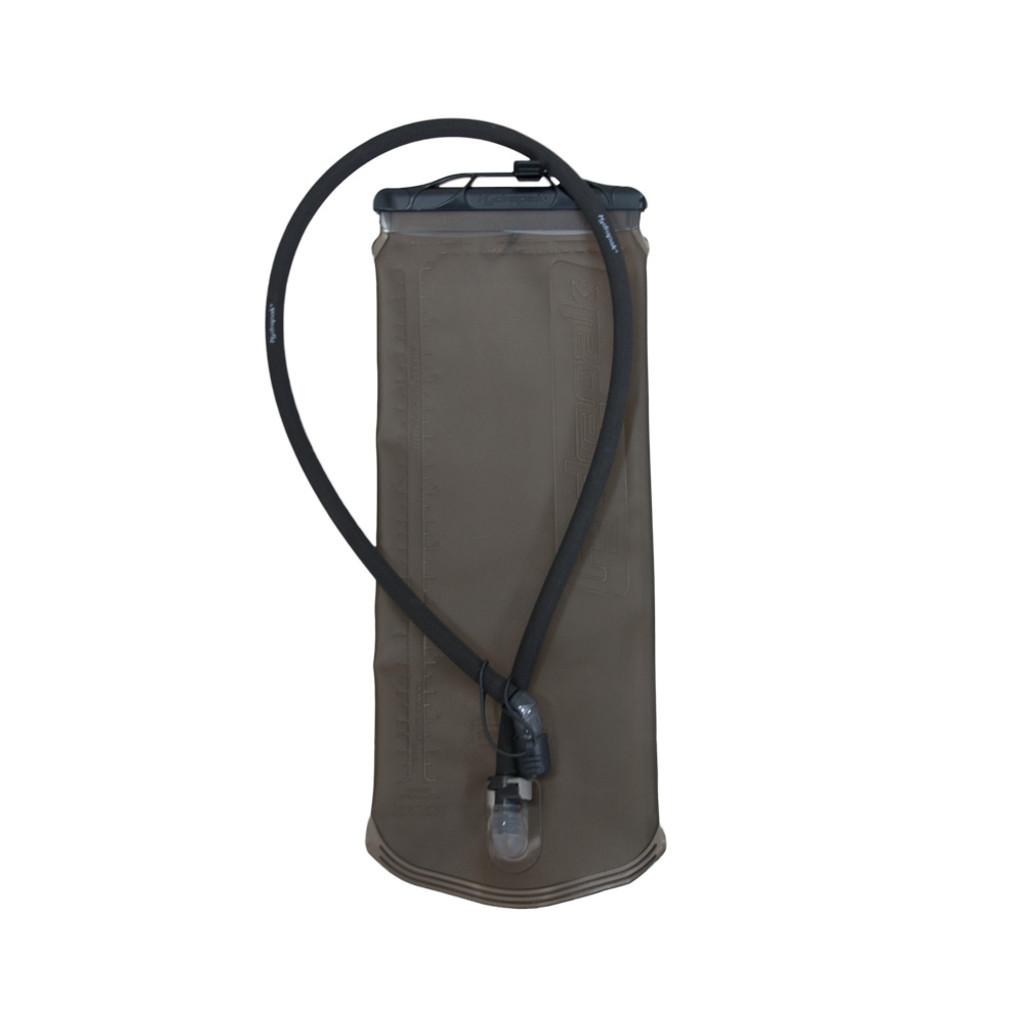 Hydrapak® 3 Liter Hydration Bladder – Charcoal Tubing