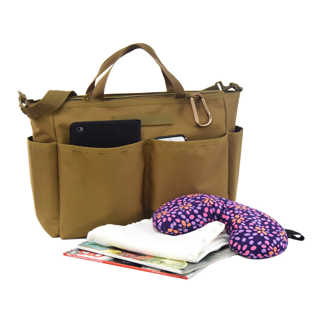 Great travel tote, too!