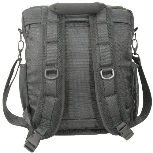 Backpack straps and shoulder strap
